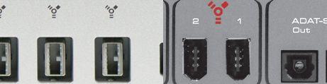FireWire 6/9-pins